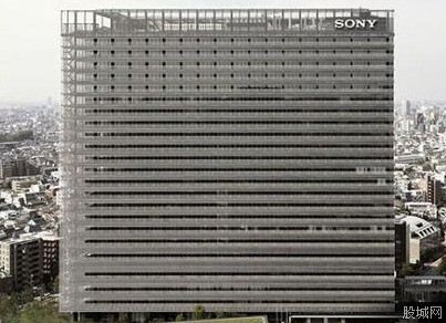 索尼出售美国总部