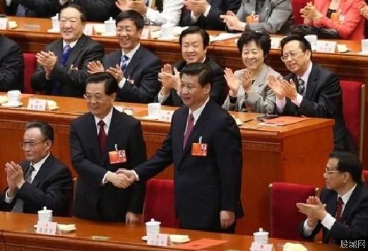 习近平当选国家主席