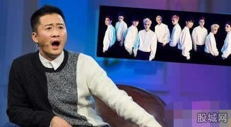 吴京不识EXO是男是女 得罪十亿鹿晗吴亦凡粉丝