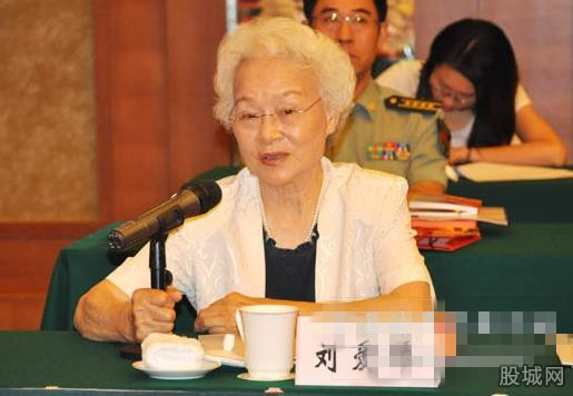 刘少奇长女刘爱琴回忆文革 曾哭两天两夜