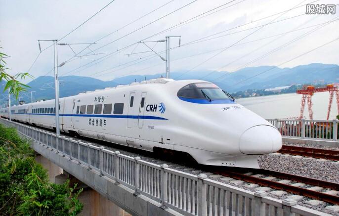 日本和中国争夺美国高铁订单的竞争将白热化