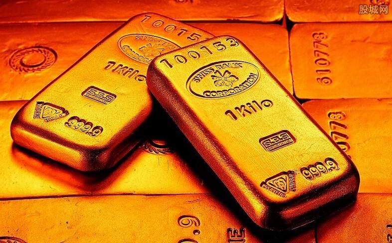 黄金概念股