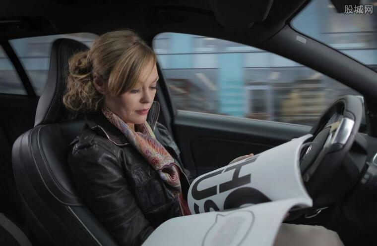 福特拟量产无人驾驶车