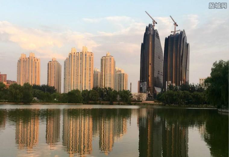 北京新房量跌价齐涨