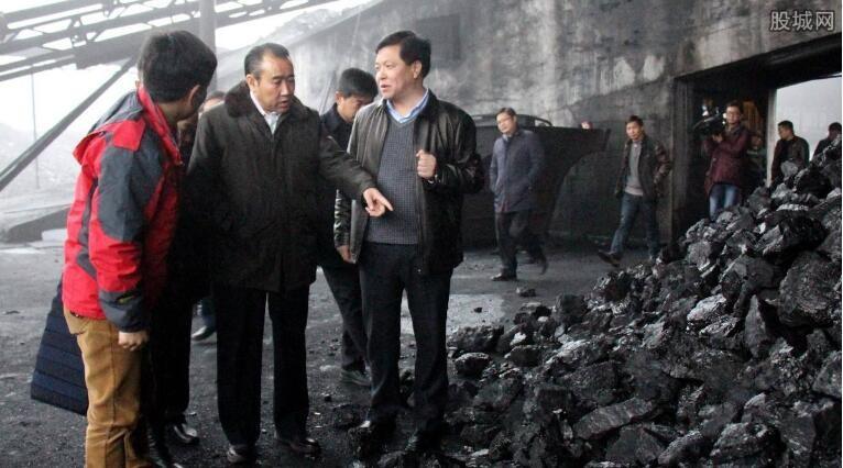 煤炭在市场转弱中仍相对抗跌
