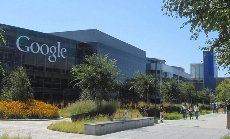 谷歌市值超过苹果