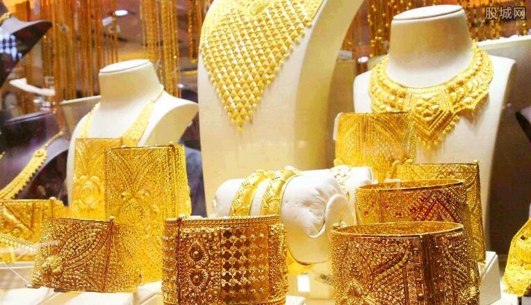 多个因素利好支持黄金上涨
