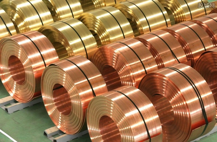 金属市场修复性下跌