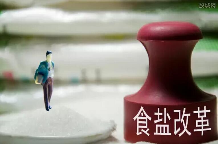 盐业体制改革实施