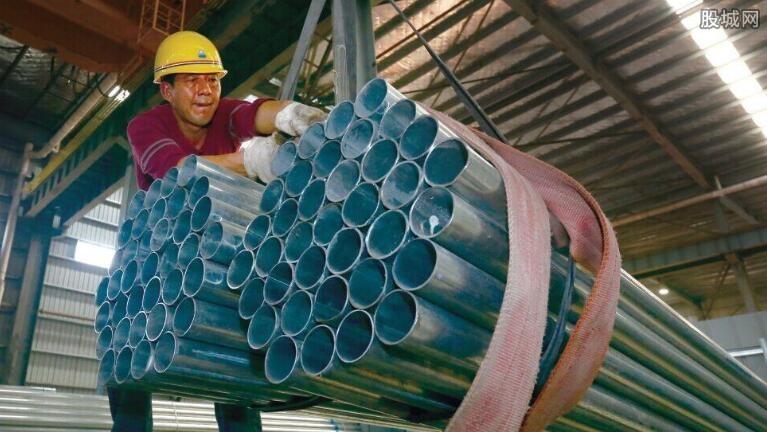 钢材期货市场