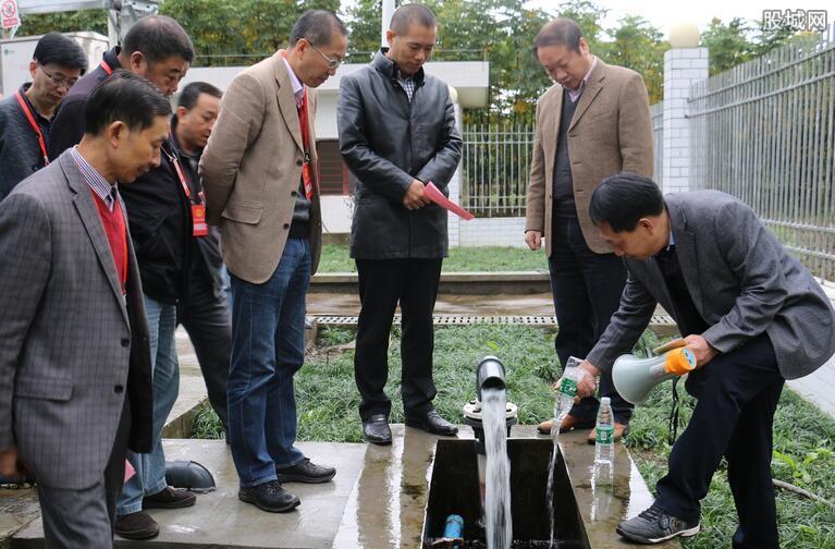 水污染防治法获审议通过