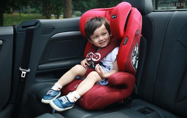 儿童乘车安全受关注