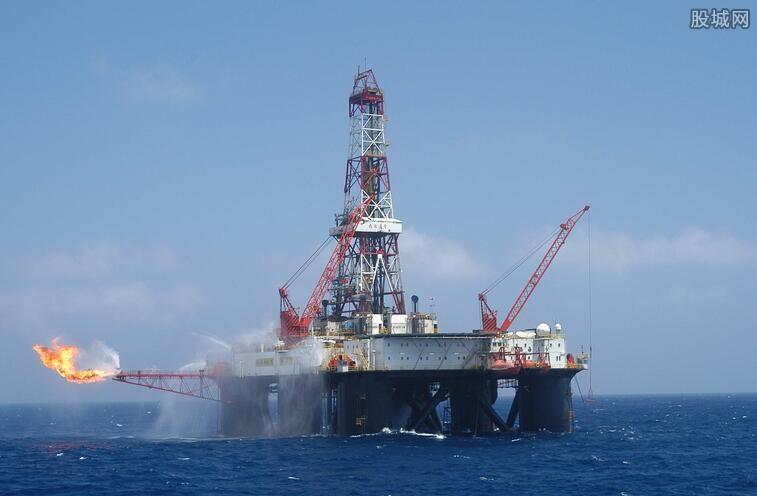 国际油价大跌