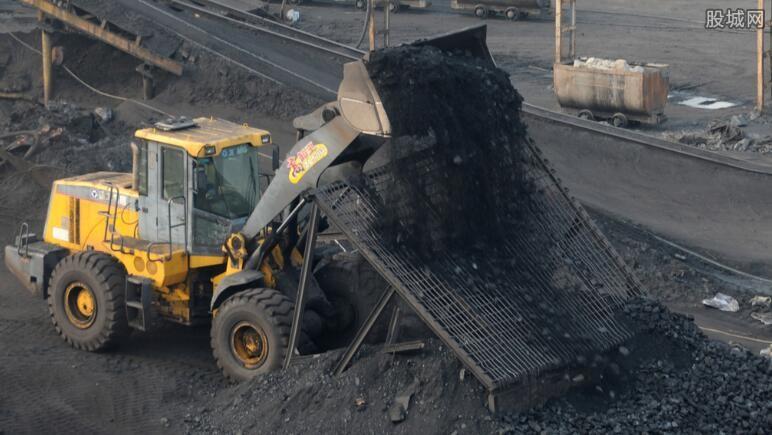 煤企业绩大增