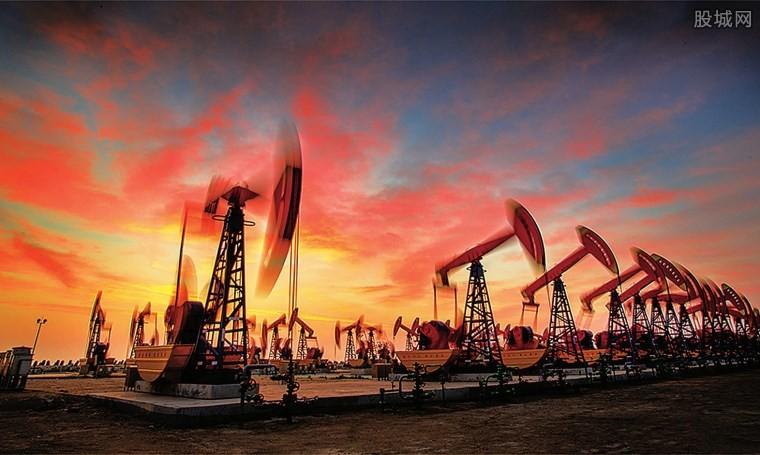 国际油价大涨