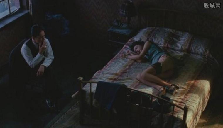 尺度最大的床戏视频