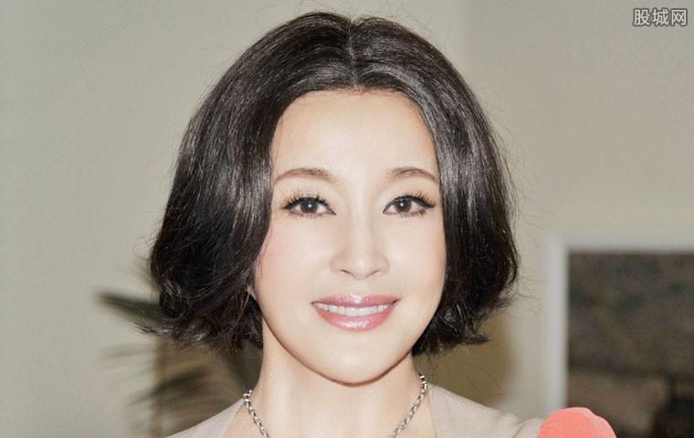 劉曉慶年輕時候的照片 拍照改變竟如此之大