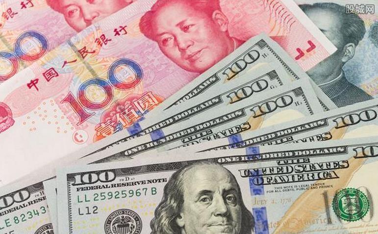 人民币对美元上涨35点