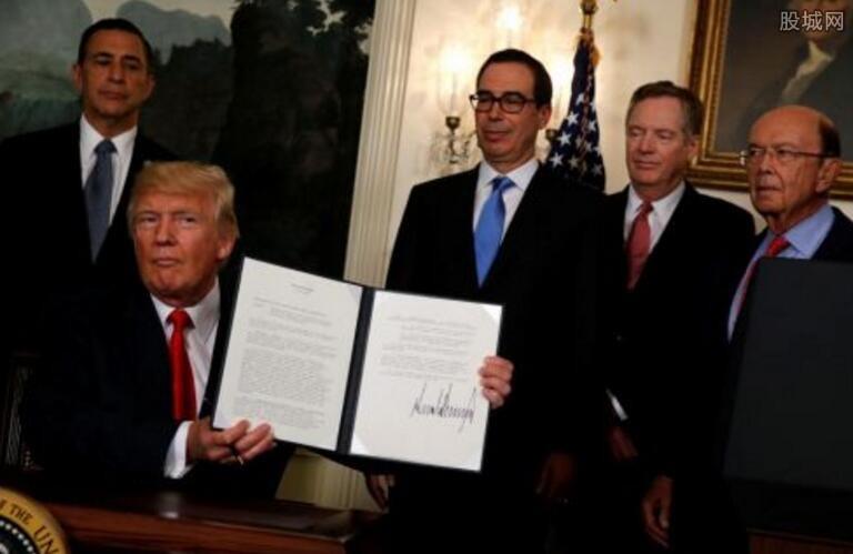 美對華301進行調查 首次對華正式采取強硬貿易措施