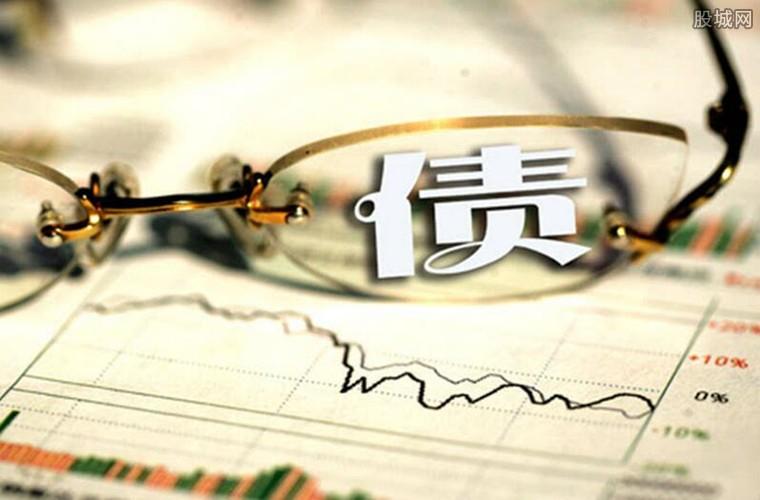 中国城投公司整体负债