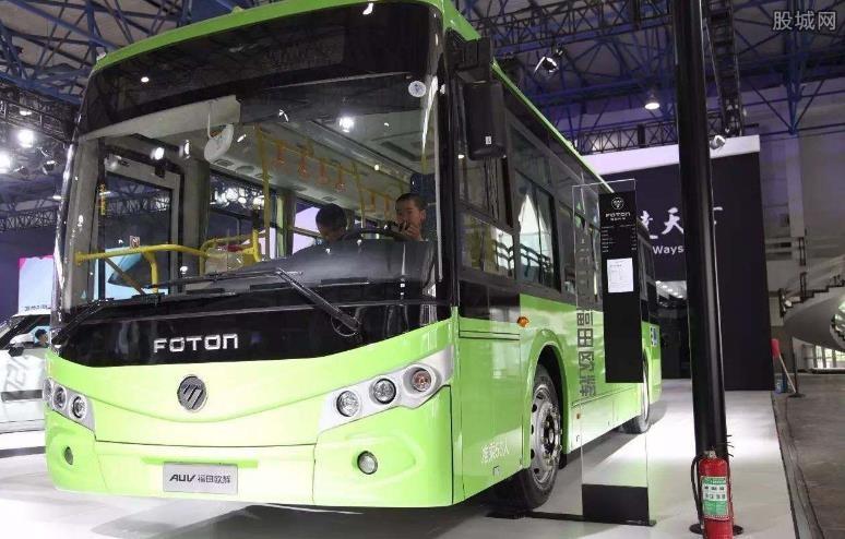 燃料电池公交车