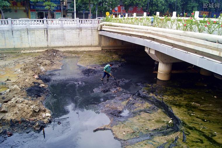 推进工业水污染治理