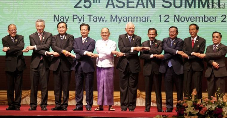 东盟成立50周年