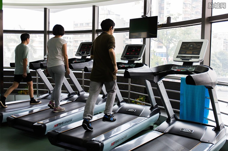 共享健身房来了