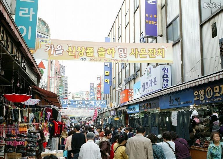 韩国旅游业笑不起来
