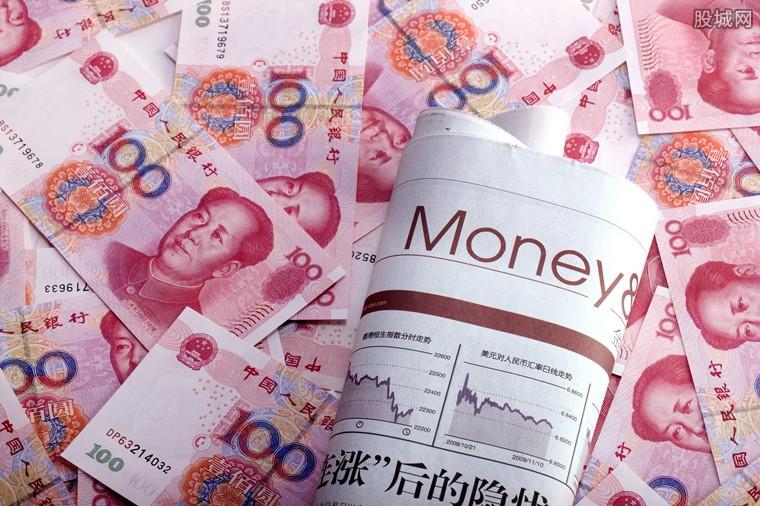 人民币贷款增约1万元