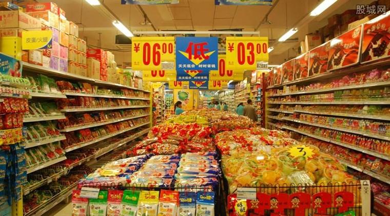 韩国超市关店员工讨薪