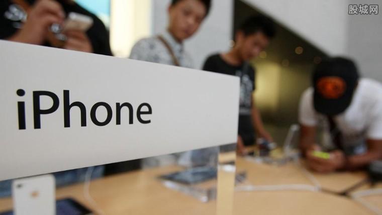 118万台苹果出货