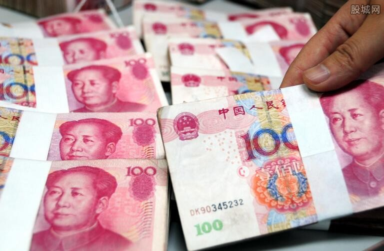 中国财政存款减少