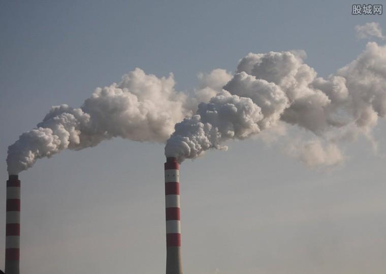 唐山开展减排污染措施