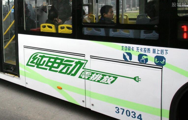 新型实用纯电公交运营