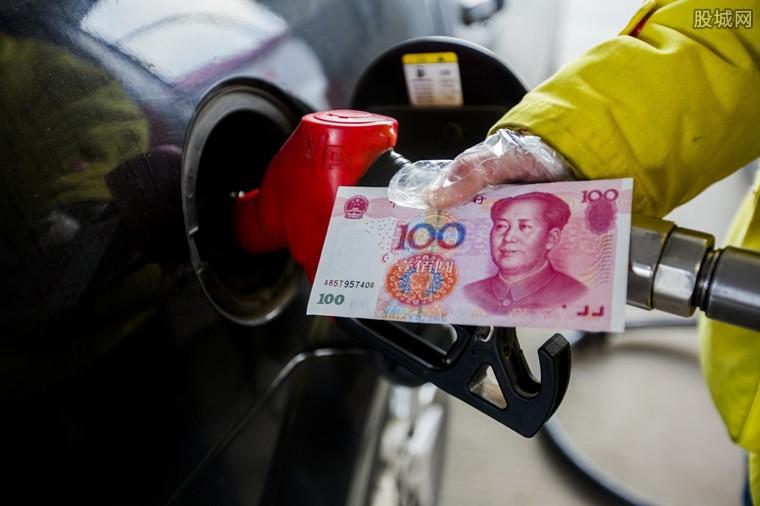 国内油价将迎两连涨