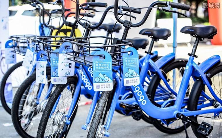 小蓝单车最新音讯
