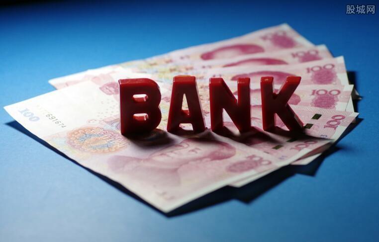 商业银行股价强势上涨