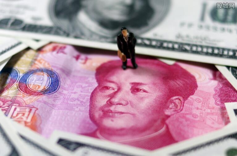 人民币对美元中间价上涨