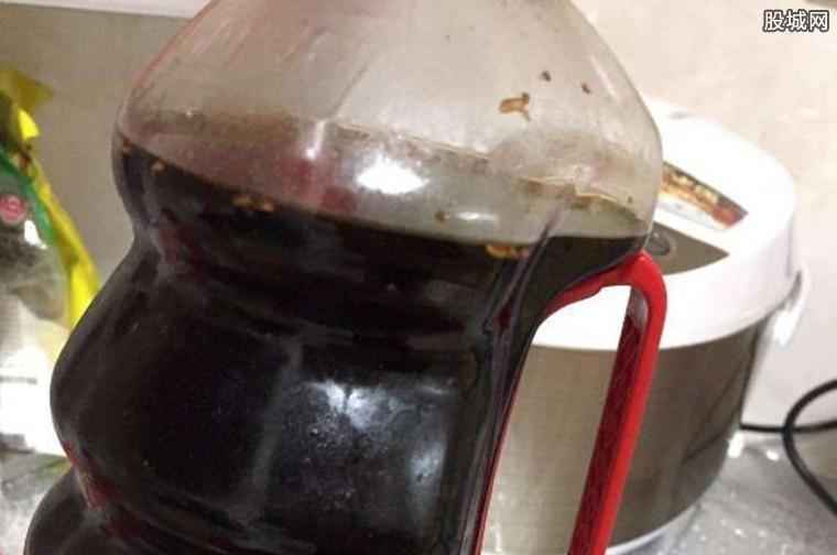 海天酱油爆生蛆丑闻