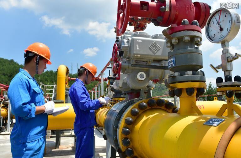 天然气储气设施建设运营