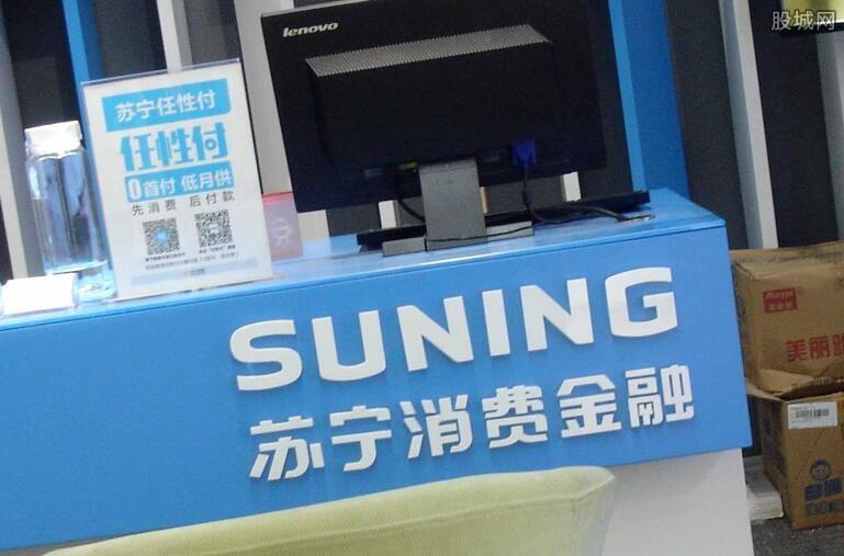 互联网零售服务商苏宁