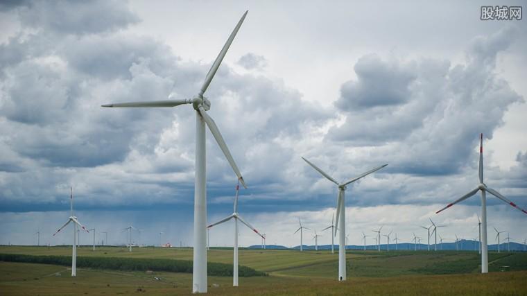 我国兆瓦级风力发电机