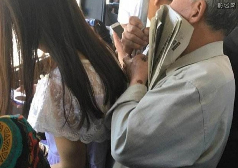 变态男袭击女乘客