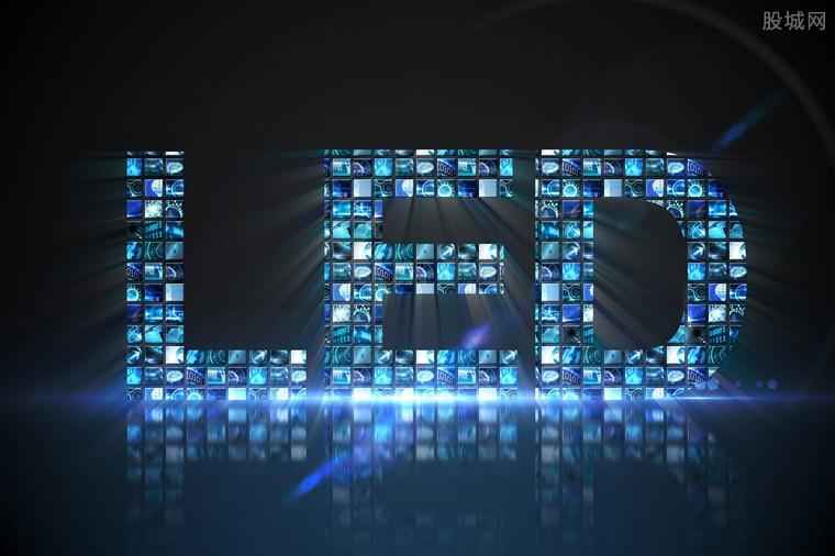LED芯片产业扩产