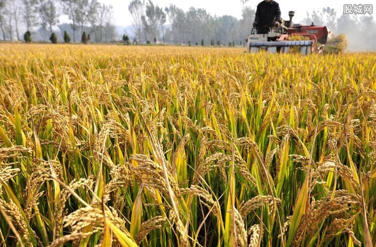 三部委印发农产品纲要