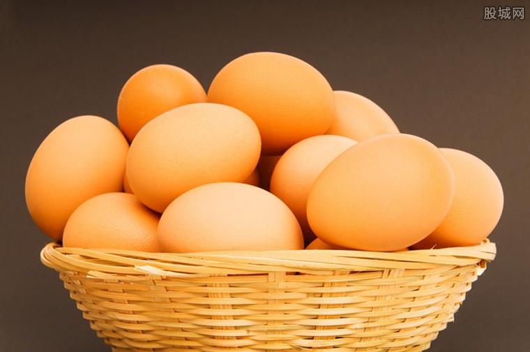 鸡蛋价格今日最新消息