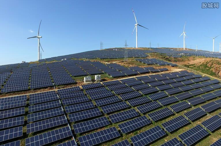 青海太阳能发电基地