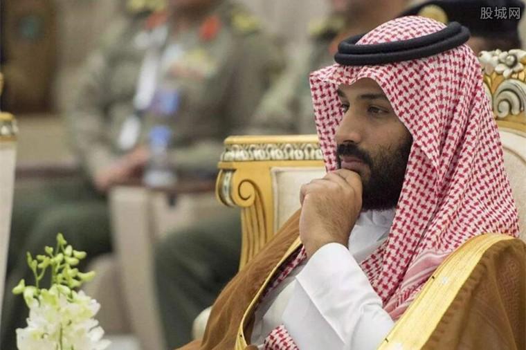 沙特首富王子被抓