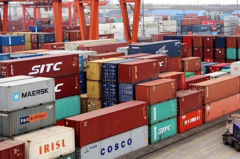 我国服务进出口总额增长